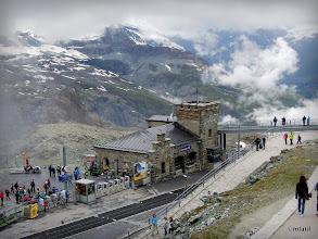 Photo: Gornergrat station