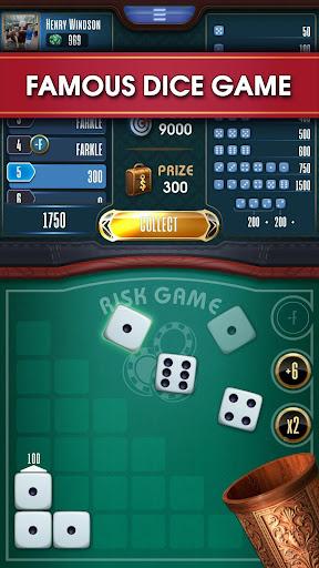 Farkle online - 10000 Dice Game  screenshots 1