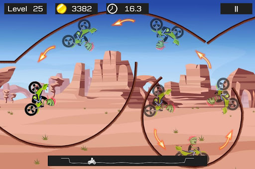 Top Bike - best physics bike stunt racing game 5.09.35 screenshots 3