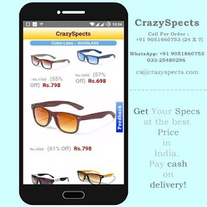 CRAZYSPECTS screenshot 1