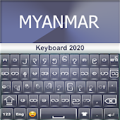 Burmese Language Keyboard : Burmese Keyboard