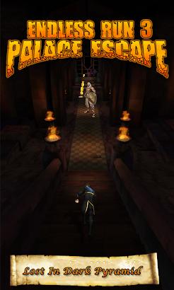 Endless Run Pyramid Rush 3 screenshot