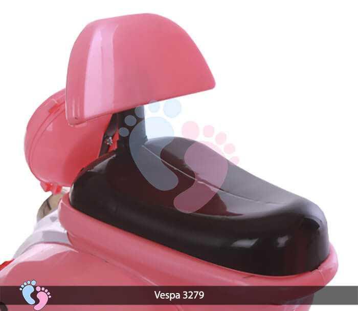 Xe máy điện trẻ em Vespa 3279