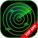 UFO Radar Simulation icon