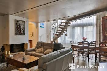Appartement meublé 4 pièces 140 m2