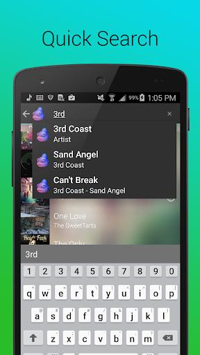 Audio Player 8.1.60 screenshots 1