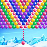 Blasen aus Eis
