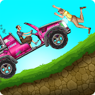 Racing Dismount - Turbo racing crazy icon