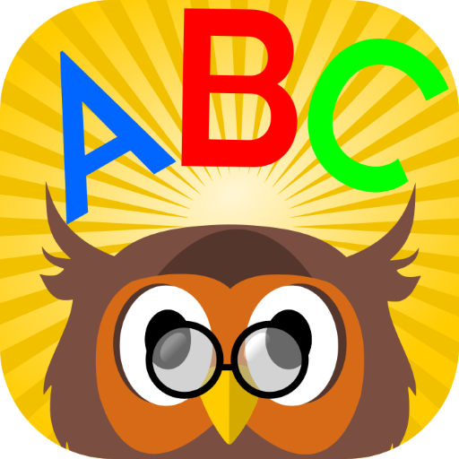 Running ABC – letter trace and alphabet flashcards