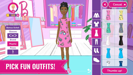 Barbie Fashion Funu2122 1.0.4 screenshots 11