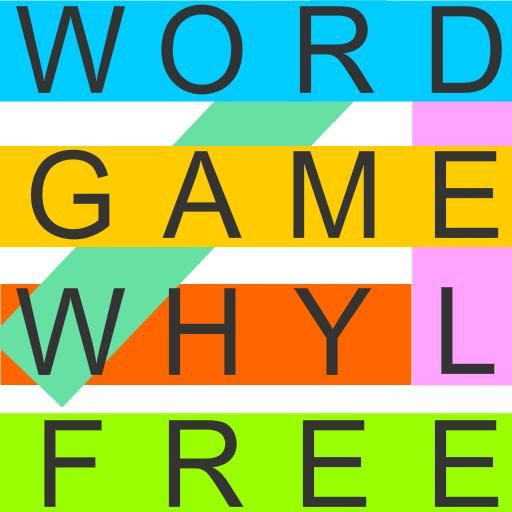 Word Search Games - Free 拼字 App LOGO-APP開箱王