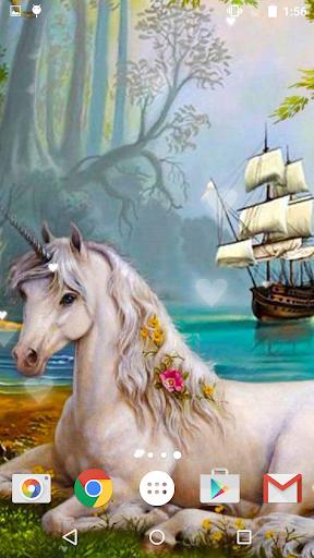 Unicorn Live Wallpaper Apk 25