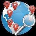 My GPS Photo Map icon