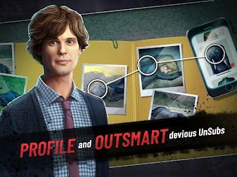Criminal Minds: The Mobile Game APK screenshot thumbnail 13