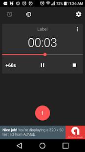 Timer Sound Detector - náhled