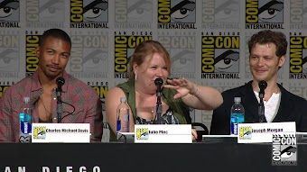 The Originals: 2015 Comic-Con Panel