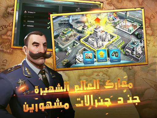 War in Pocket: u062cu0646u0631u0627u0644 apkpoly screenshots 8
