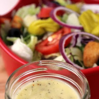 Olive Oil Lemon And Garlic Salad Dressing Recipes