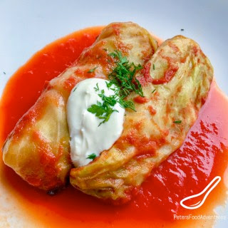 Fried Cabbage Rolls Recipes.