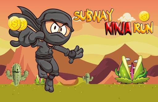 Angry Ninja Surfers Dash Game