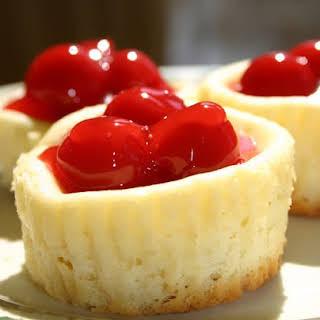 Mini Cheesecakes.
