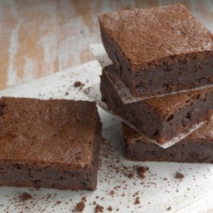 Stevia Chocolate Brownies Recipe