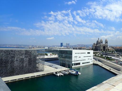 Mucem Musée des civilisations de l'Europe et de la Méditerranée