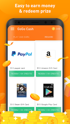 Download Cash App– make money, redeem gift cards on PC & Mac with