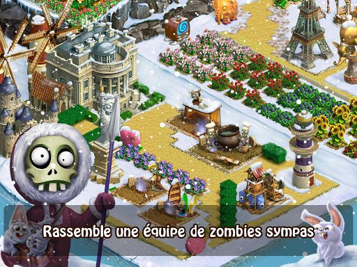 Zombie Castaways astuce APK MOD capture d'écran 1