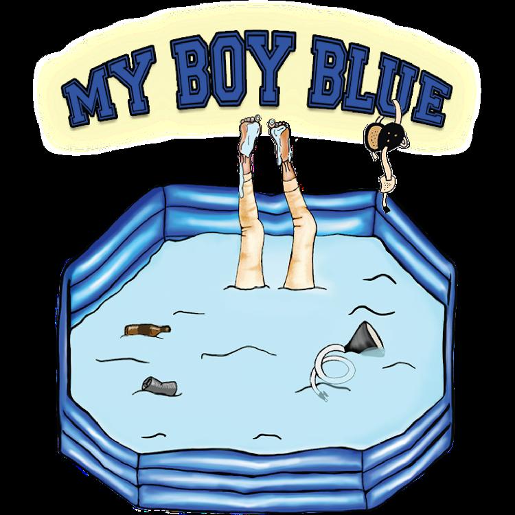 Logo of My Boy Blue
