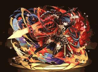 炎翼の戦女神ウルス・ラグナ