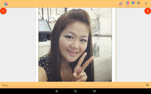 Live video chat rooms- screenshot thumbnail