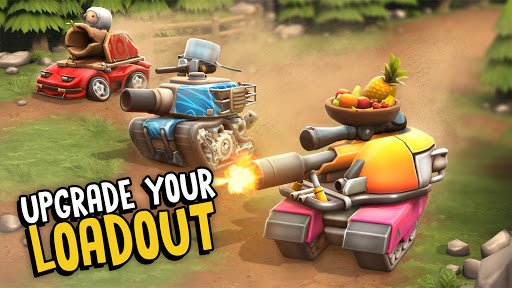 Pico Tanks: Multiplayer Mayhem modavailable screenshots 2
