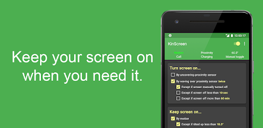 KinScreen 🥇 Most advanced screen control - Apps on Google Play