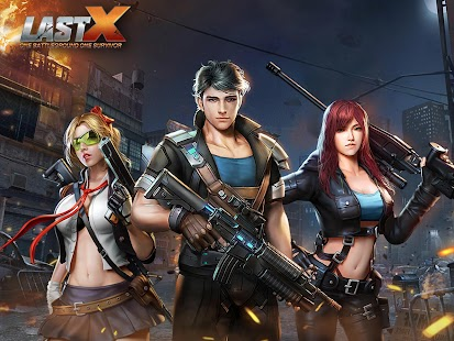 Last X:  One Battleground One Survivor Screenshot