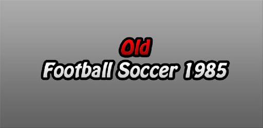 Football Soccer 1985 Game captures d'écran