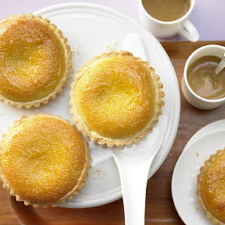 French-Style Almond Tart.