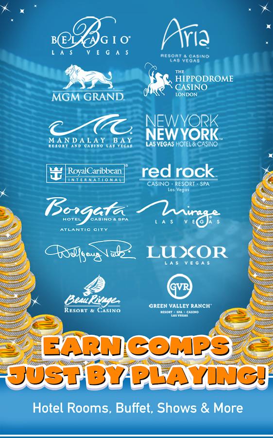 Screenshots of myVEGAS Slots - Free Casino for iPhone