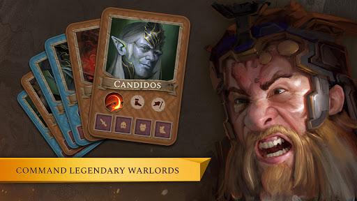 Arkheim - Realms at War  captures d'u00e9cran 1