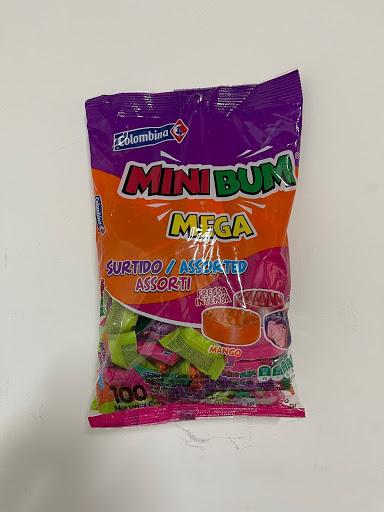 Caramelo Minibum Surtido Minibum