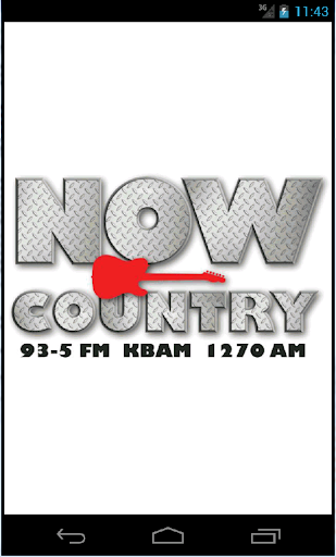 NOW Country 93.5 KBAM