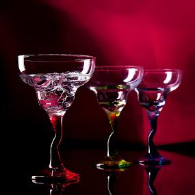 Margarita by Genesis Carabeo - Food & Drink Alcohol & Drinks ( lightpainting, glass, margarita )