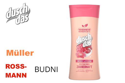 """Bild für Cashback-Angebot: duschdas Bodylotion """"Zauberhaft"""" - Duschdas"""