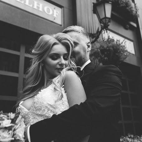 Wedding photographer Viktoriya Kolesnik (viktoriika). Photo of 07.12.2017