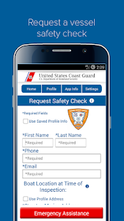 United States Coast Guard- screenshot thumbnail