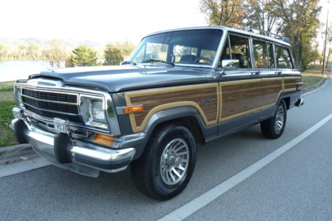 1987 Jeep grand wagoneer Hire FL