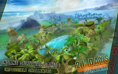 21 Days Survival APK screenshot thumbnail 1