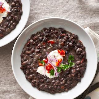 Mrs. Garcia's Black Bean Soup.