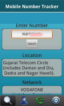 Mobile Number Tracker 1.5 screenshot 606632