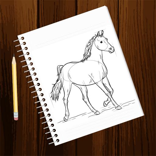 Free Drawing Tutorials Animals 2nd Edition Aplikasi Di